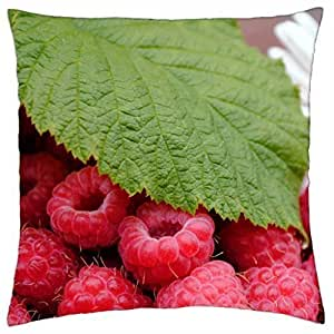 FRUIT AND FLOWER - Throw Pillow Cover Case (18