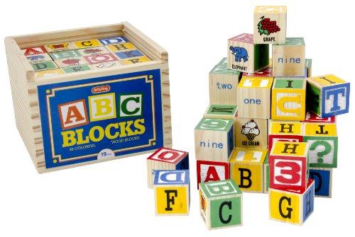 Schylling Alphabet Block