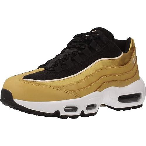 half off 92975 767ad Nike Wmns Air MAX 95 LX, Zapatillas de Running para Mujer: Amazon.es:  Zapatos y complementos
