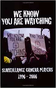 We know you are watching