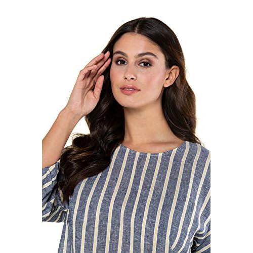 Heißer Verkauf Bonita Damen Pullover mit Seitenschlitzen
