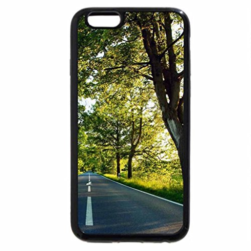 iPhone 6S / iPhone 6 Case (Black) straightaway