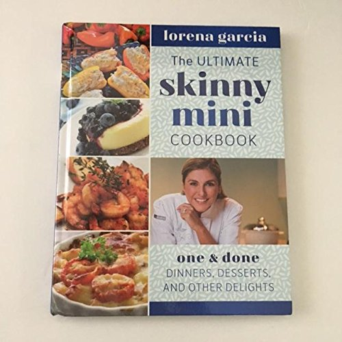 The Ultimate Skinny Mini Cookbook PDF