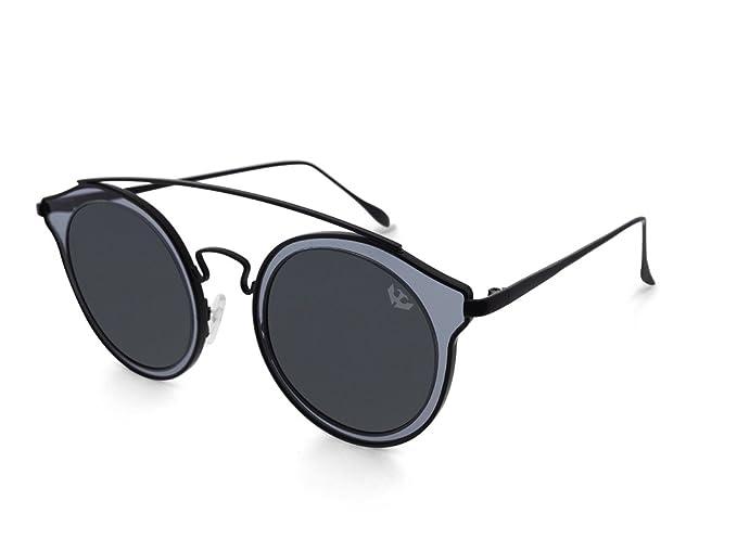 Gafas de sol mujer MOSCA NEGRA ® modelo BIG GLAM BLACK ...