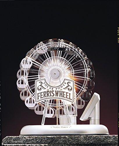 Solar Motion Lamp Ferris Wheel