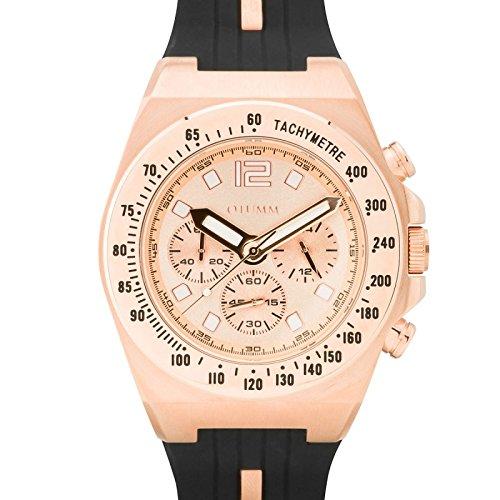Otumm Athletics Unisex Reloj 45mm Chronografo MACHR-102: Amazon.es: Relojes