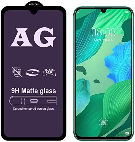 GzPuluz Glass Protector Film 25 PCS AG Matte Anti Blue Light Full Cover Tempered Glass for Huawei P Smart Z