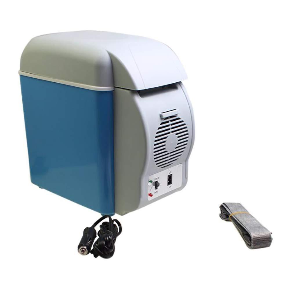 7.5L Exterior Mini Frío Y Caliente Refrigerador Pequeño Dc12v ...