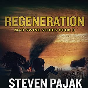 Mad Swine: Regeneration Audiobook