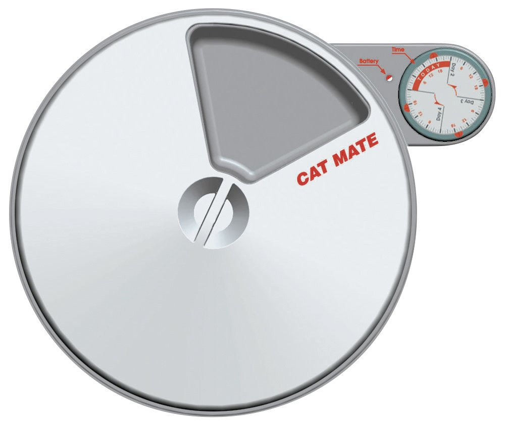 FeedMyKitten.Com_Cat Mate C50 Automatic Feeder