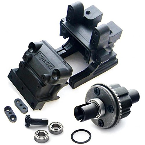 - Kyosho Inferno GT2 Nitro Front Rear Differential Bulkhead Pinion Gear Bearings