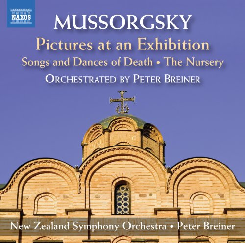 Pictures at an Exhibition (Arr. P. Breiner for Orchestra): IX. The Hut on Fowl's - Hut Zealand