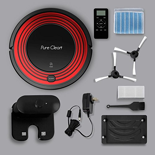 Automatic Robot Vacuum Cleaner Hepa Filter Pet and Friendly Clean Floor with Charge