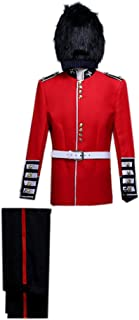 ROLECOS Mens British Royal Guard Soldier Fancy Dress Medieval Performing Costume  sc 1 st  Amazon.com & Amazon.com: Dress Up America Adults Attractive Royal Guard Soldier ...