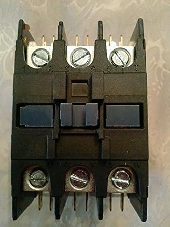 Prime Dayton 6Gnx4 Contactor Dp 40A 3P 110 120Vac Motor Contactors Wiring Digital Resources Cettecompassionincorg