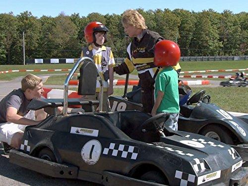 Childrens Go Karting - Captain Cory;Dino Race