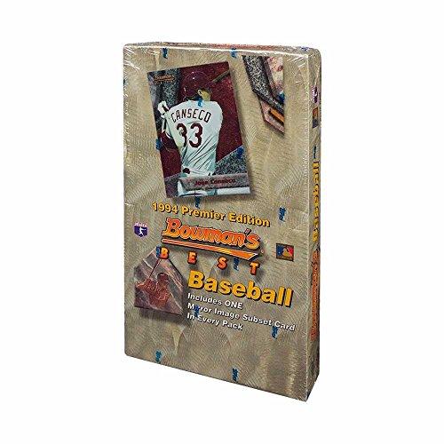 1994 Bowman's Best Baseball Hobby Box