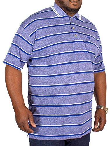 Brooklyn Clothing Herren Poloshirt blau blau ...