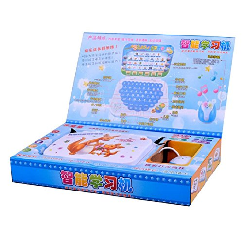 Price comparison product image Naladoo Multifunction Educational Learning Machine English Early Tablet Computer Toy Kid Developmental Toy Christmas Gift