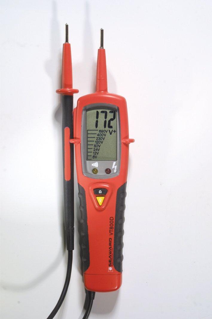 Seaward VT800D Voltage Tester