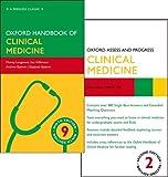 Oxford Handbook of Clinical Medicine 9e and Oxford Assess and Progress: Clinical Medicine 2e PACK, Murray Longmore and Adrew Baldwin, 0199688125