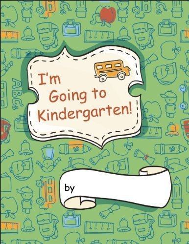 I'm Going to Kindergarten!: 5-pack by Angle Sancho Passe (2013-03-19)