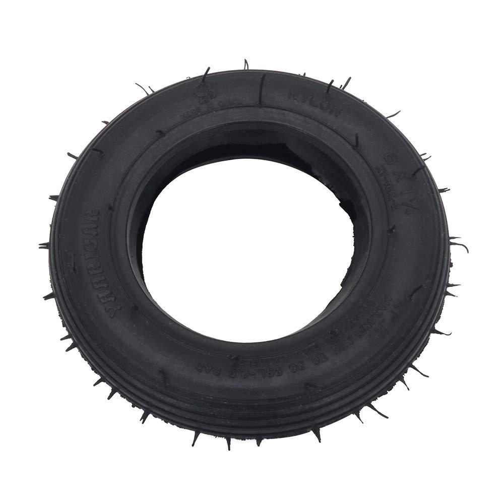 YSMOTO Lot de 6 pneus sans Chambre /à air pour Scooter /électrique et /à gaz 15,2 cm