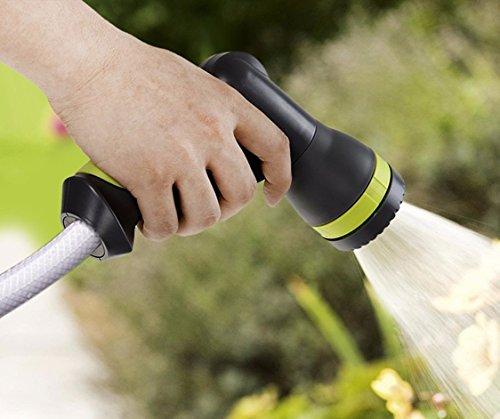 4 Modes Garden Water Gun Sprinkler Set Spray Nozzle Car Washing Garden Tool Accessories