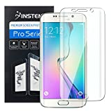 Galaxy S6 Edge Plus Screen Protector, Insten Clear LCD Screen Protector Shield Guard Film Compatible With Samsung Galaxy S6 Edge Plus