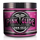INK-EEZE Tattoo Products Pink Glide Tattoo Ointment