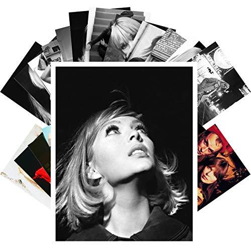- Postcard Set 24 cards NICO & VELVET UNDERGROUND Posters Photos Vintage Magazine covers Rock Music