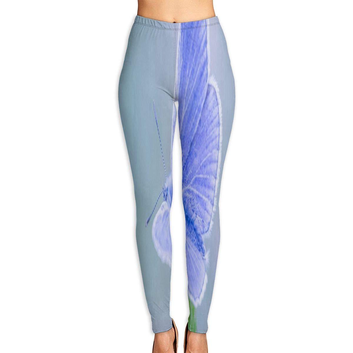 Custom Yoga Pants Water Color Diamond Dragonfly Yoga Pants ...