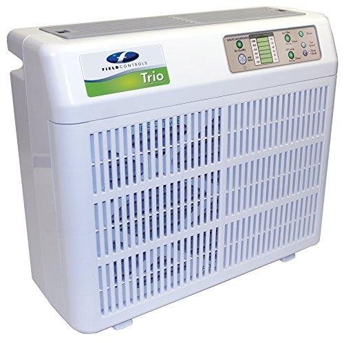 Field Controls Trio-1000P Trio Portable Air Purification System
