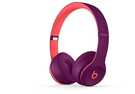 Beats Solo3 Wireless ワイヤレスヘッドホン - Beats Pop Collection - Popマゼンタ