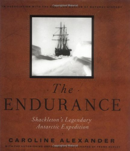 Argosy Christmas Ships - The Endurance: Shackleton's Legendary Antarctic Expedition