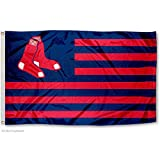 MLB Boston Red Sox Nation Flag 3x5 Banner