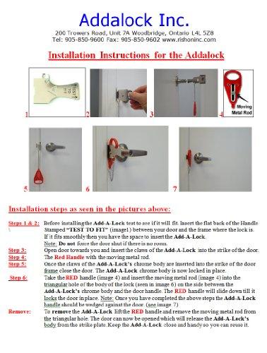 Addalock - (1 Piece) by Rishon Enterprises Inc. (Image #8)