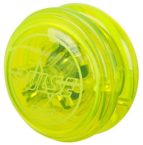 Duncan Pulse Yellow LED Light Up Yo Yo