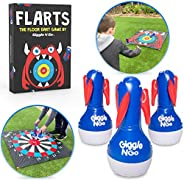 GIGGLE N GO Flarts Outdoor Games for Family - Yard Games and Fun Family Games for Kids and Adults.. Great Indo