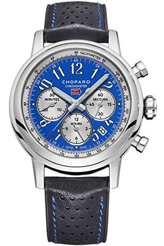 Chopard Mille Miglia Racing Colors Limited Edition Blue Dial Men's Watch 168589-3010