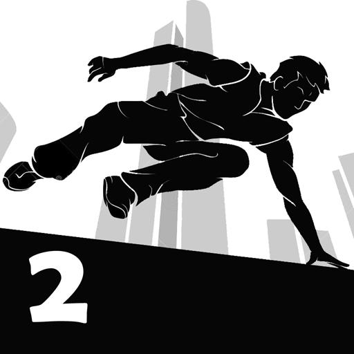 (Parkour City Vector Shadow Run 2)