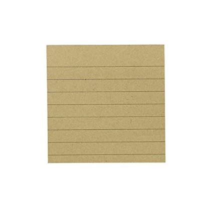 Sticky Notes Pop Ups Size 2 95X2 95Inch Soild Color Memo Pad Self Stick  Notes Supplies Favorite Record for Checklist Remark Issue Spot Mention  Letter