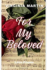 For My Beloved: Love Poems Paperback