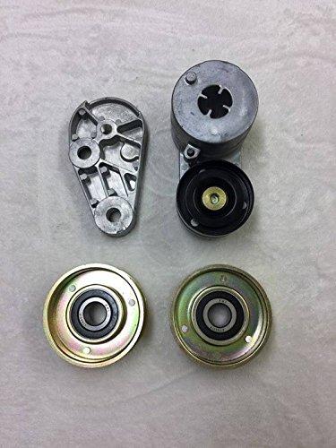 Mariscal KML Disco Cinturón tensor & 2 x correa de distribución polea Grand Cherokee WJ 3.1