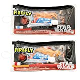 Firefly Star Wars Dental Travel Kit with Toothpaste/Toothbrush Cap/Flossers, 12 Count