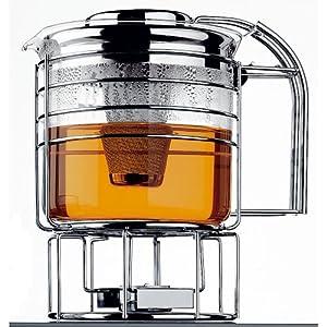 [Knaller! Wieder da!] WMF Tee Set ZENO inkl. Versand 39,95€ (Preisvergleich 90€)