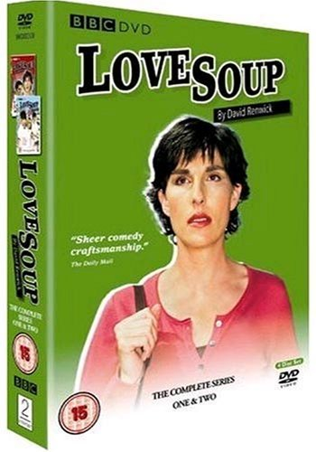 Love Soup (Complete Series 1 & 2) - 4-DVD Box Set ( Love Soup - Complete Series One and Two ) [ NON-USA FORMAT, PAL, Reg.2.4 Import - United Kingdom - Johnson Tamsin