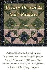 Broken Diamonds Quilt Patterns