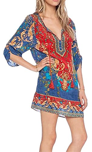 Buy bohemian style wedding dresses nyc - 1