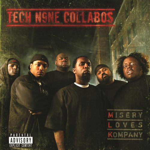 Message To The Black Man [Explicit] (Message To The Black Man Tech N9ne)